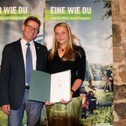 Freisprechungsfeier für Gärtner-Azubis aus Oberfranken auf Schloss Thurnau