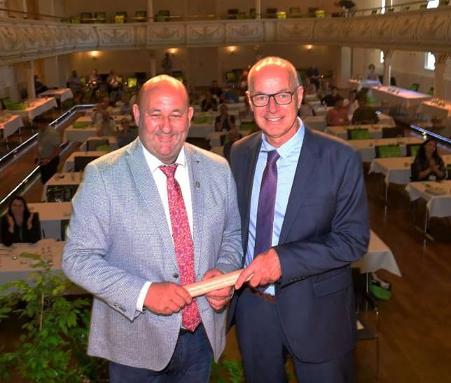Karsten Hain folgt Jens Heger als neuer FGL-Präsident in Hessen-Thüringen
