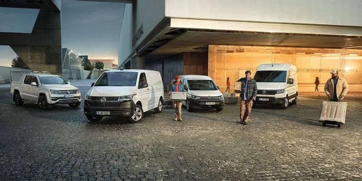 Fahrzeugauslieferungen bei Volkswagen Nutzfahrzeuge 2020 geprägt von Corona-Pandemie