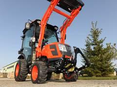 Sechs neue KIOTI-Kleintraktoren in drei Baureihen