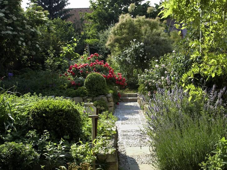 Ökologisches Gärtnern