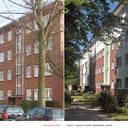 Wohnungsbausanierung