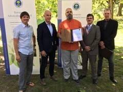 Trnava erhält EAC ECOT Award 2017