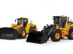 Hyundai Construction Equipment Europe (HCEE): neuer Look für Maschinen der A-Serie