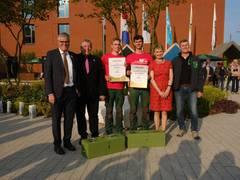 Landschaftsgärtner-Cup Baden-Württemberg 2019 auf der BUGA Heilbronn