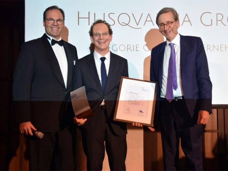 Husqvarna-Schwedenpreis