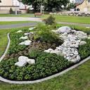 gärtnergepflegte Grabfelder