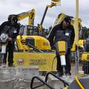 Wacker Neuson Messestand