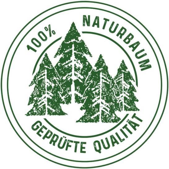 Neues Naturbaumsiegel kennzeichnet verantwortungsvoll angebaute Weihnachtsbäume