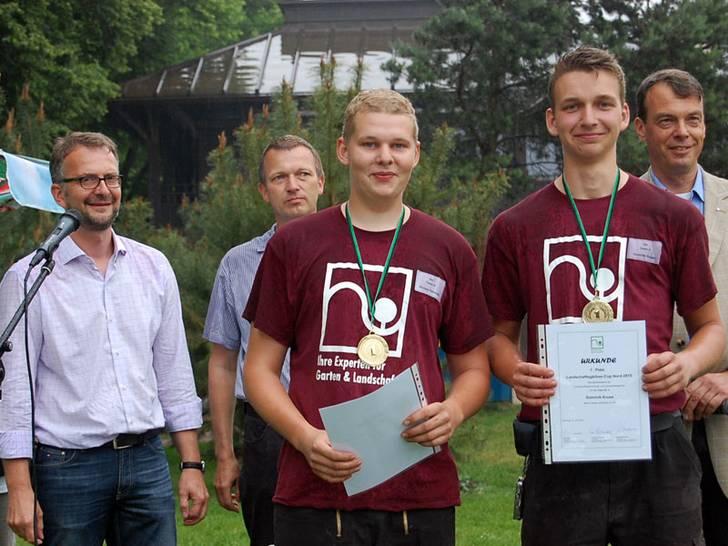 Landschaftsgärtner-Cup Nord 2015