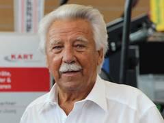 Helmut Kiesel ist 85 Jahre