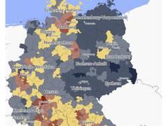 Kaufkraft der Deutschen beläuft sich 2020 auf 23.766 Euro