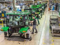 John Deere erzielt 910 Millionen US-$ Gewinn im dritten Quartal