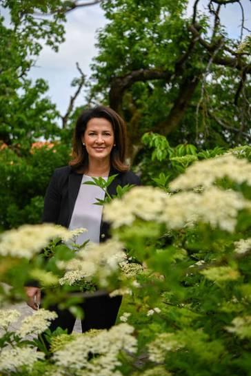 Ministerin Michaela Kaniber zum Tag des Gartens