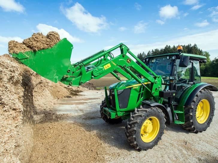 Deere-Traktoren