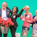 Begonia Dreams Garden MacaRouge gewinnt FleuroStar 2019
