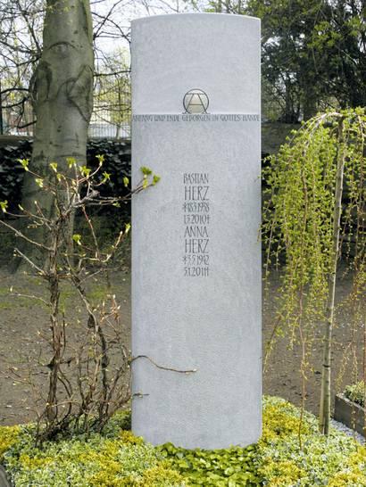 Grabmal aus Schwarzach Tobler