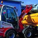 Die Groupe Mecalac übernimmt die Produktion der kompakten Radlader der Marke Pichon
