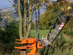 Woodcracker® mobilisiert Biomasse