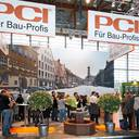 PCI Messestand
