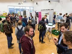 Neue Herausforderungen in der grünen Branche: Osnabrücker Kontaktstudientage 2017