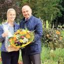 Andreas Bee und Anna Carina Kloidt