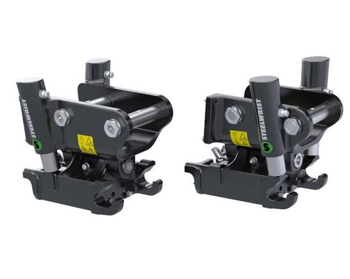 Steelwrist erweitert das Produktangebot für Minibagger