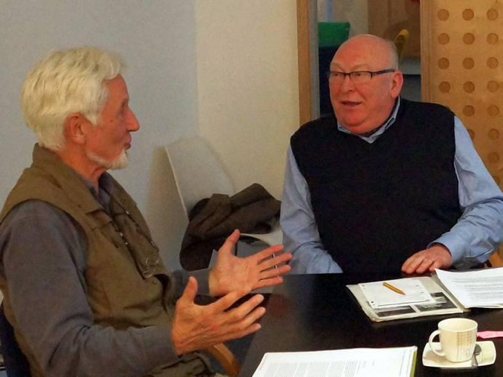 """Interview: 30 Jahre QBB - """"Die größten Grabenkämpfe sind ausgestanden!"""""""