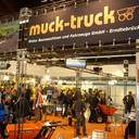 Muck-Truck Messestand