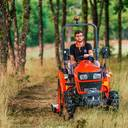 Kubota präsentiert neue Kompakttraktoren-Serie EK1