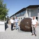 Granitabbau auf Effizienz getrimmt