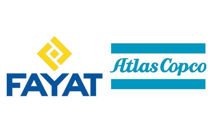 FAYAT Gruppe und Atlas Copco