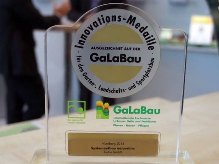 GaLaBau-Innovations-Medaille