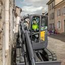 Volvo CE stellt die neue F-Serie des ECR50 vor
