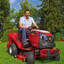 WOLF-Garten EXPERT-Traktor