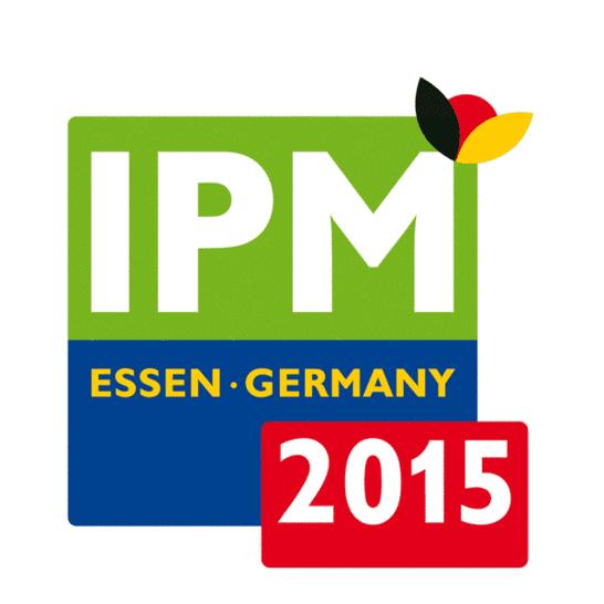 IPM Messe 2015 Logo