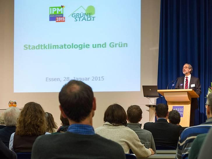 Stadtklimatologie und Grün