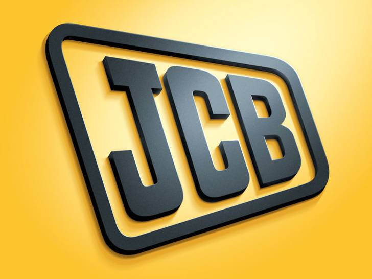 JCB 3D Logo