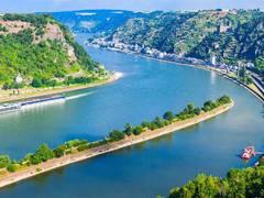 Renaturiertes Rheinufer in Hessen wird Projekt der UN-Dekade Biologische Vielfalt