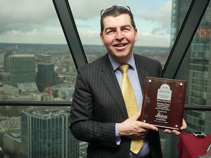 Lehnhoff: Variolock gewinnt Innovation Award