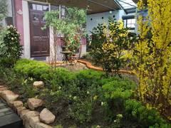 Vorgärten als Showgärten auf der Inventa Garden 2018