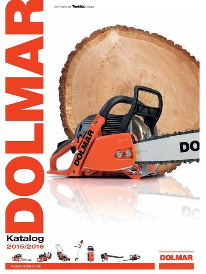 Dolmar-Katalog 2015