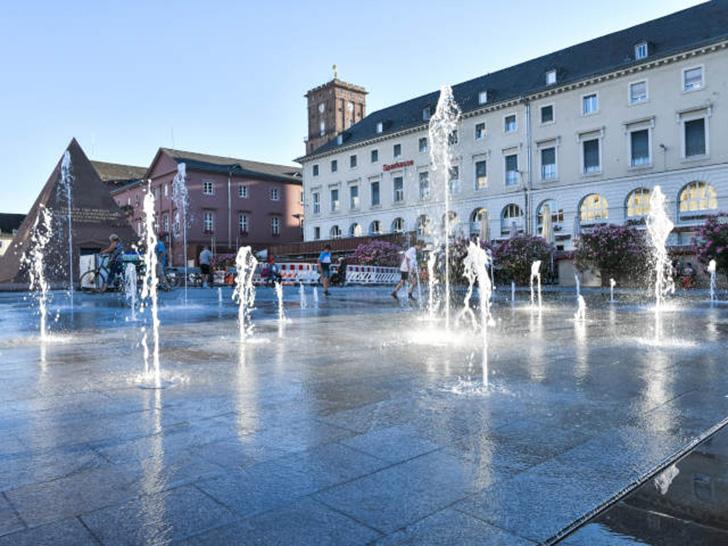 Besco liefert für den neuen Karlsruher Marktplatz