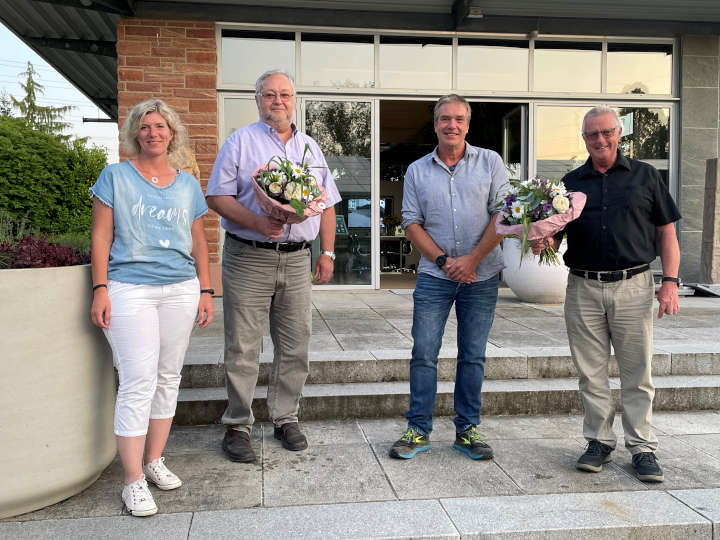 Landschaftsgärtner in der Region Franken haben neuen Vorstand gewählt