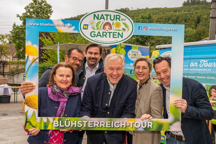 """""""Natur im Garten"""": Das war """"Blühsterreich on Tour"""""""