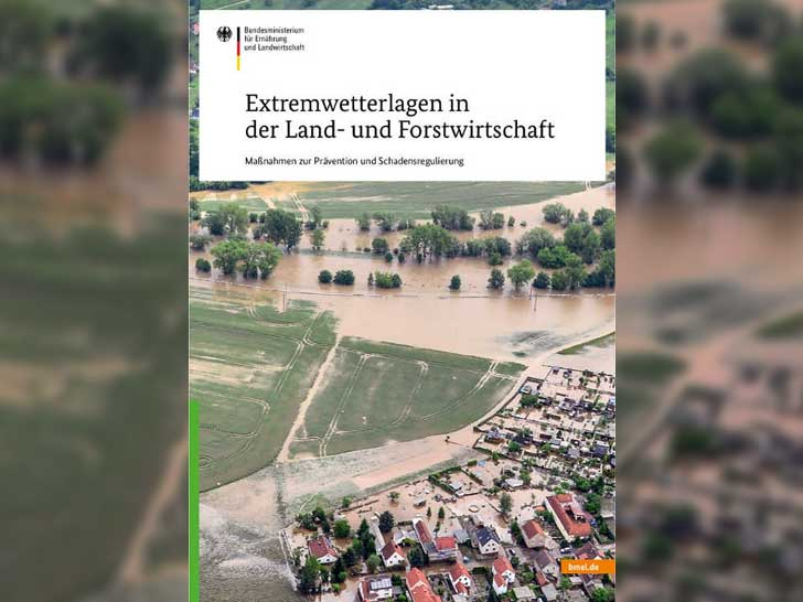 Broschüre Extremwetterlagen