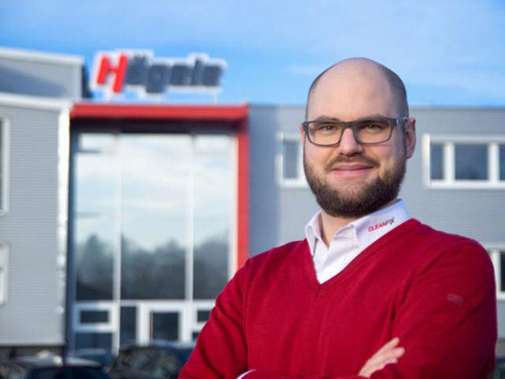 Hägele GmbH: Fabian Opitz übernimmt die Vertriebsleitung