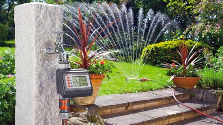 Pflanzenbewässerung