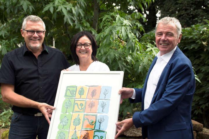 25 Jahre Gartenbau Lang GmbH in Offenburg