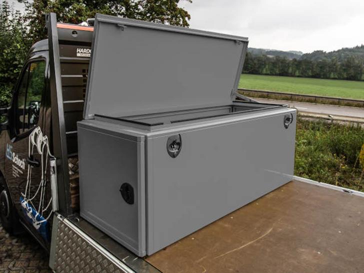 HS-Box Family - Ladungssicherung auf der Pritsche